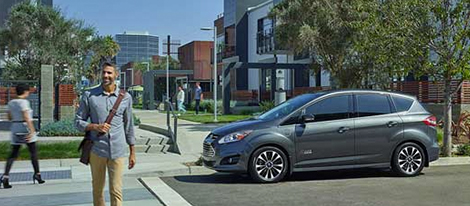2017 Ford C-Max safety