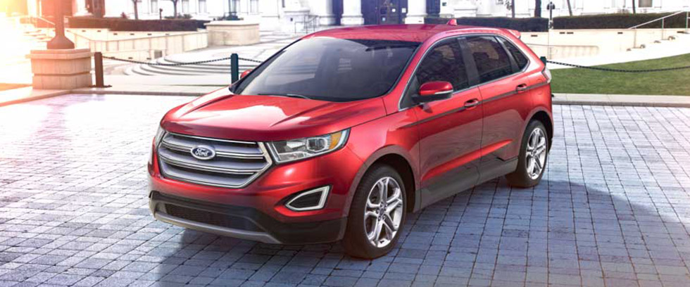 2017 Ford Edge Appearance Main Img