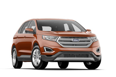 2017 Ford Edge in Salt Lake City