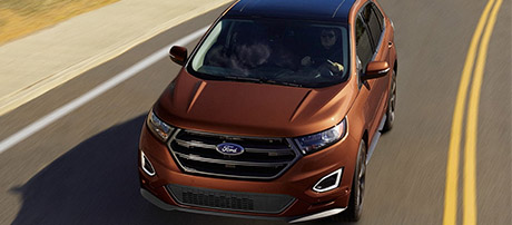 2017 Ford Edge safety
