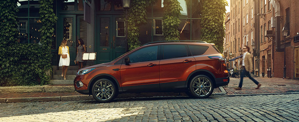 2017 Ford Escape Appearance Main Img