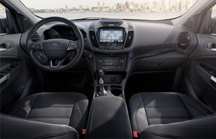 2017 Ford Escape comfort