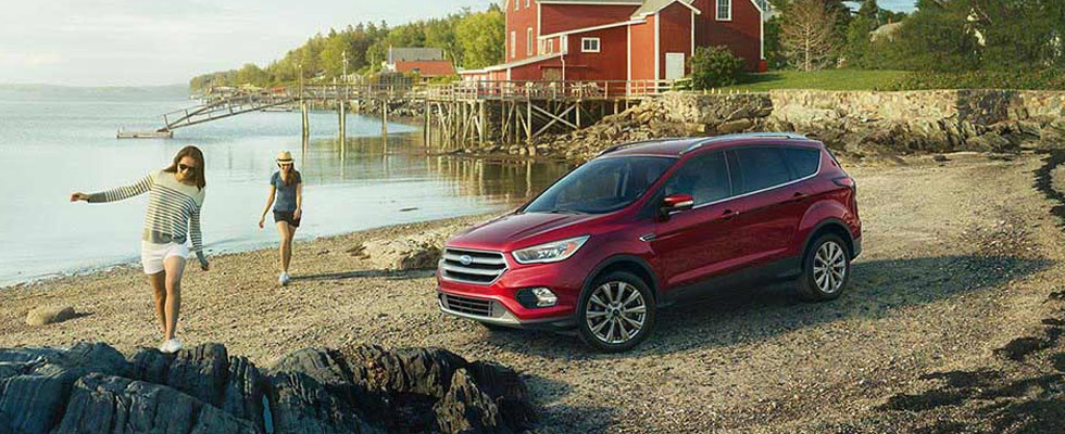 2017 Ford Escape Main Img