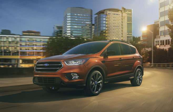 2017 Ford Escape performance