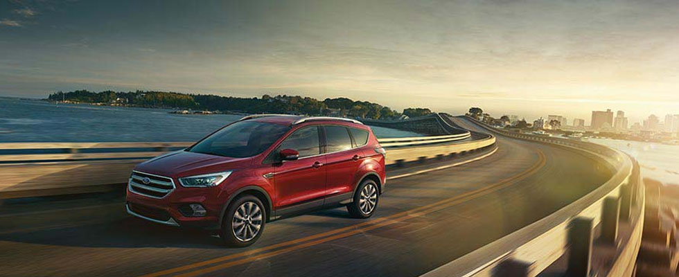 2017 Ford Escape Safety Main Img