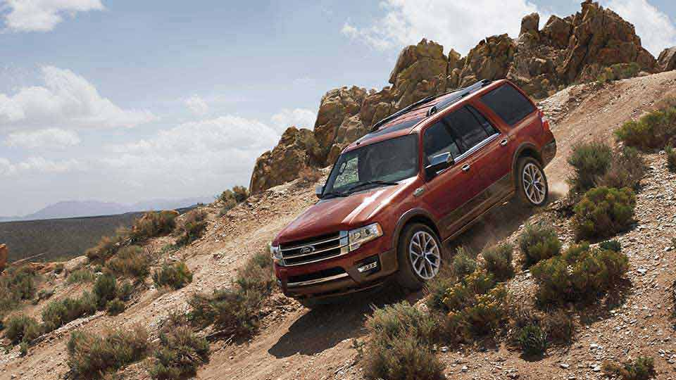 2017 Ford Expedition in Phoenix