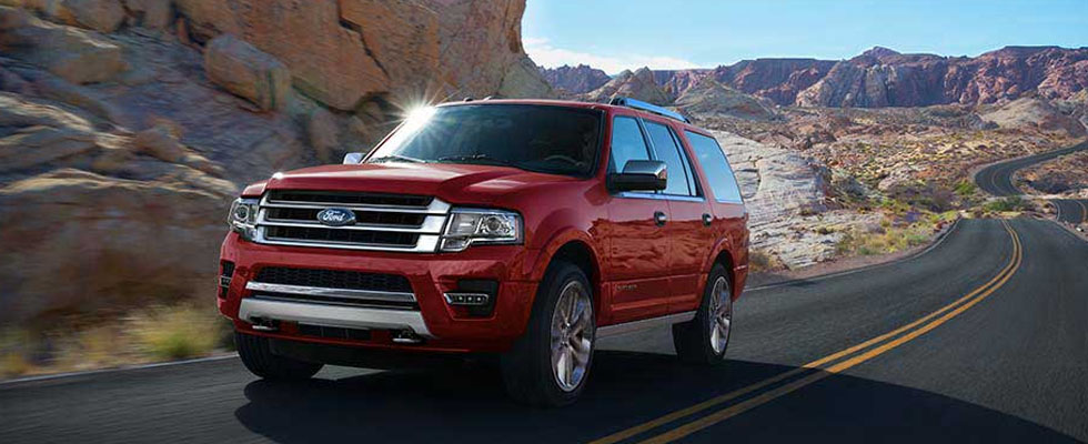 2017 Ford Expedition Appearance Main Img