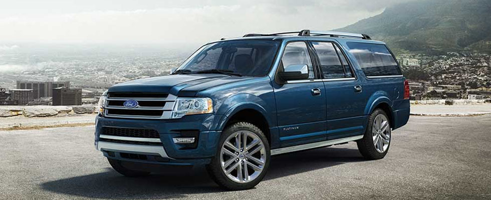 2017 Ford Expedition Main Img