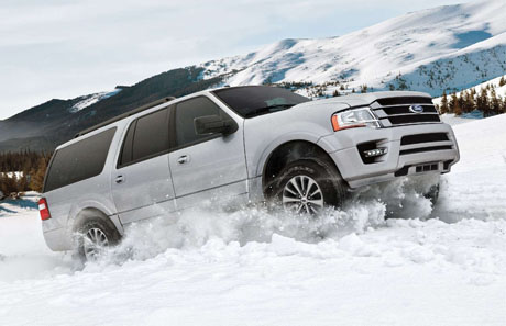 2017 Ford Expedition performance