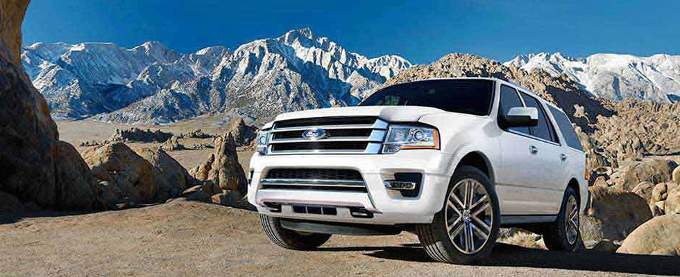 2017 Ford Expedition Safety Main Img