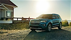 2017 Ford Explorer in Phoenix