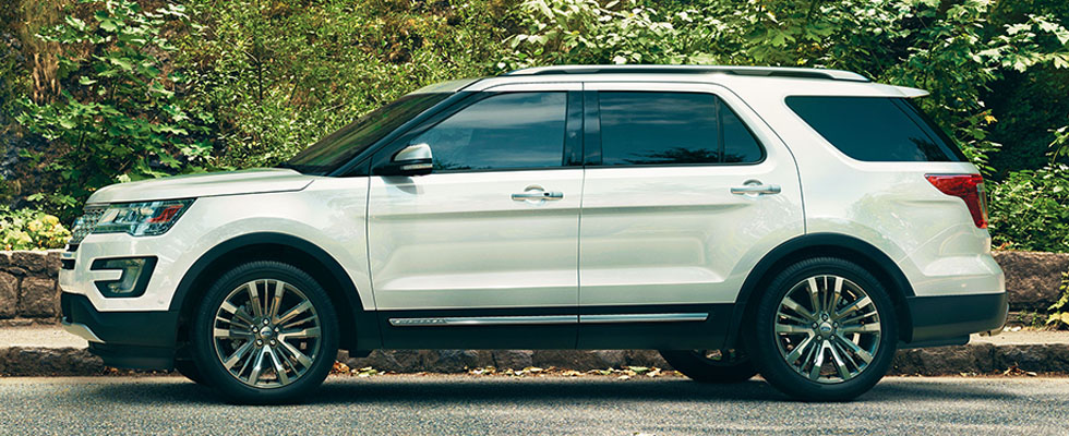 2017 Ford Explorer Appearance Main Img
