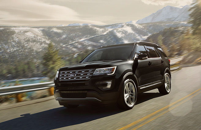 2017 Ford Explorer performance