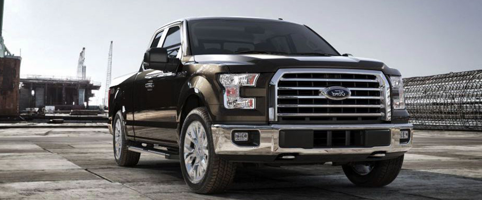 2017 Ford F-150 Appearance Main Img