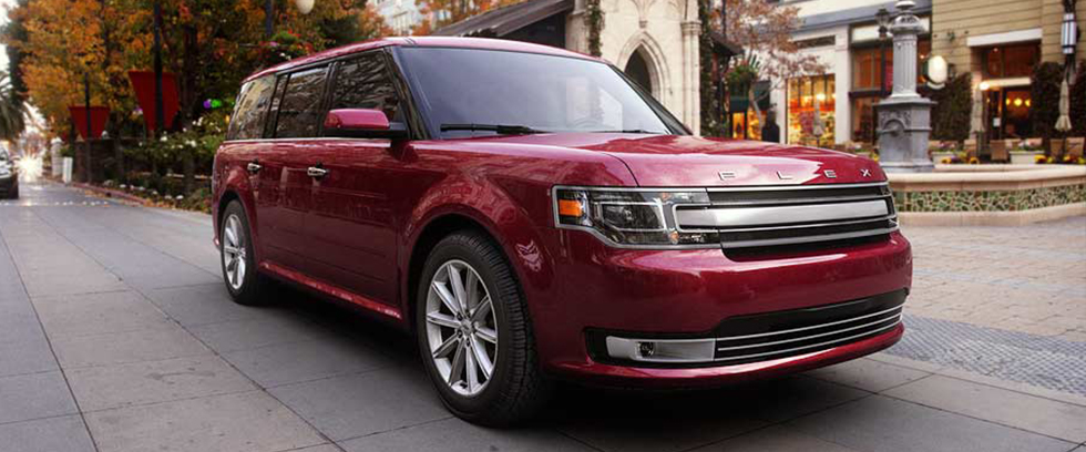 2017 Ford Flex Appearance Main Img