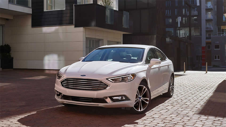 2017 Ford Fusion in Phoenix