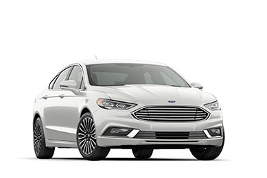 2017 Ford Fusion in Conyers