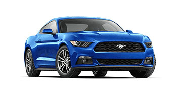 Mustang EcoBoost Fastback