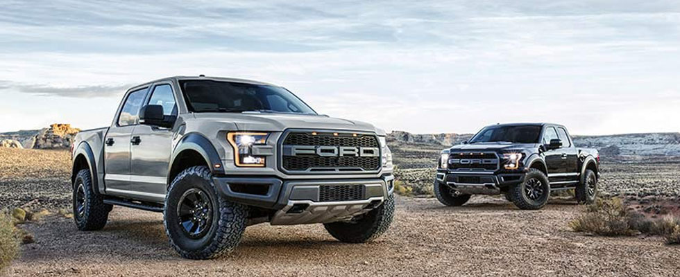 2017 Ford Raptor Safety Main Img