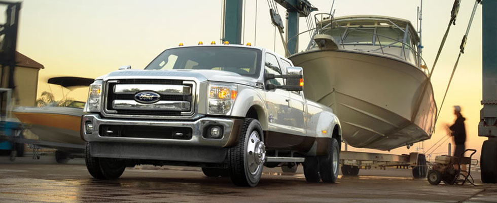 2017 Ford Super Duty Appearance Main Img