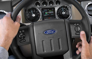 2017 Ford Super Duty comfort