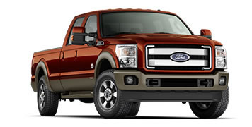 Super Duty F-250 King Ranch
