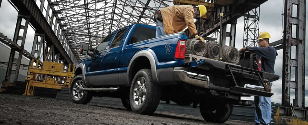2017 Ford Super Duty Safety Main Img