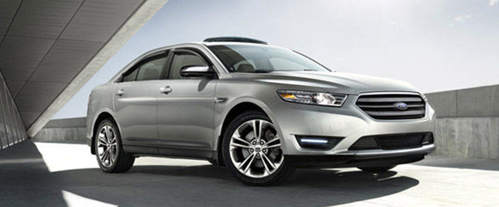 2017 Ford Taurus Appearance Main Img