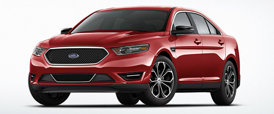2017 Ford Taurus Main Img