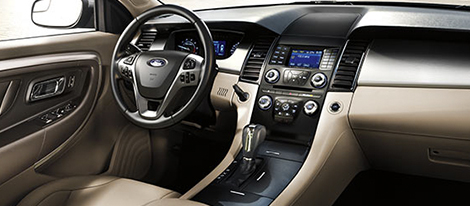 2017 Ford Taurus performance