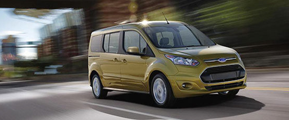 2017 Ford Transit Connect Appearance Main Img