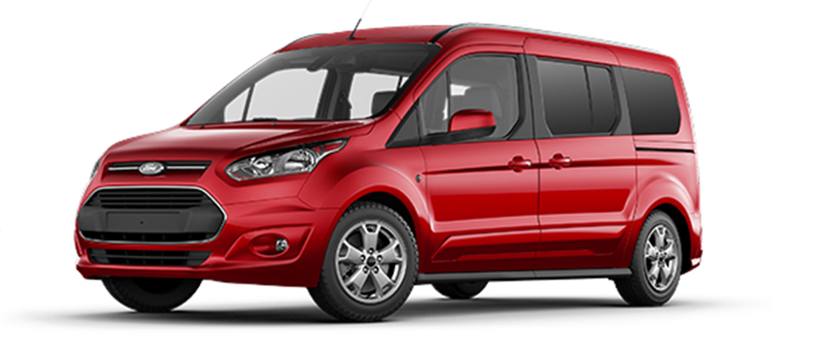 2017 Ford Transit Connect Main Img