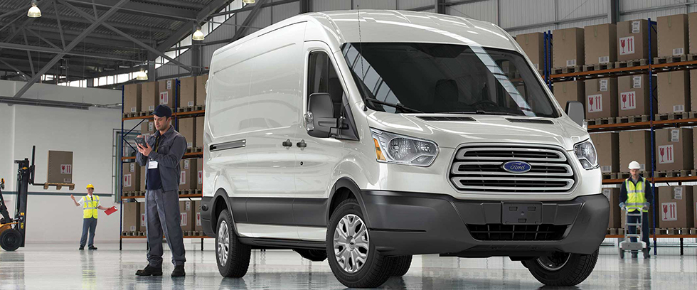 2017 Ford Transit Appearance Main Img