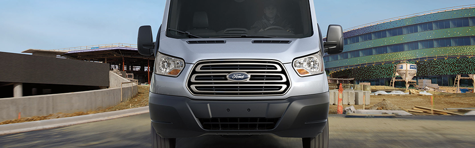 2017 Ford Transit Safety Main Img
