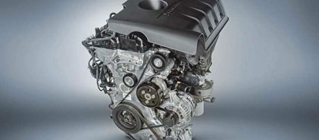 2.3L EcoBoost Engine