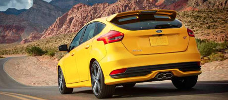 Focus ST Power and Performance