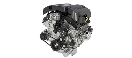 3.5L V6 EcoBoost<sup>&reg;</sup> Engine