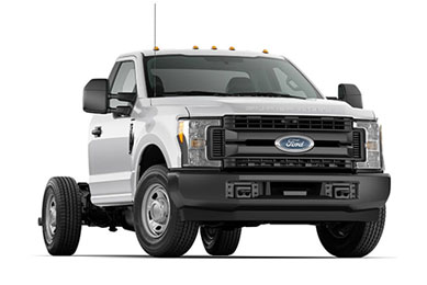 2018 Ford Commercial Vehicles in Salt Lake City