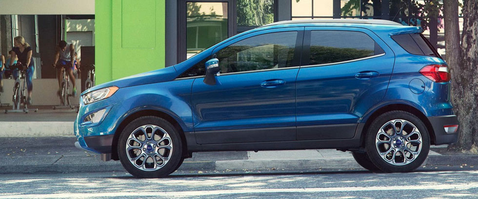 2018 Ford EcoSport Appearance Main Img