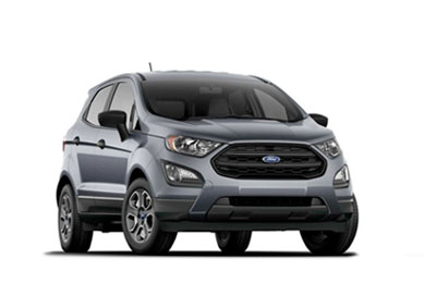 2018 Ford EcoSport in Salt Lake City