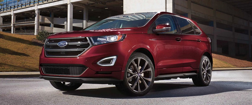 2018 Ford Edge Appearance Main Img