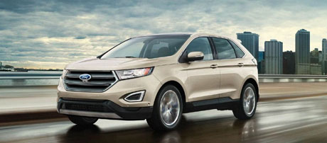 2018 Ford Edge safety