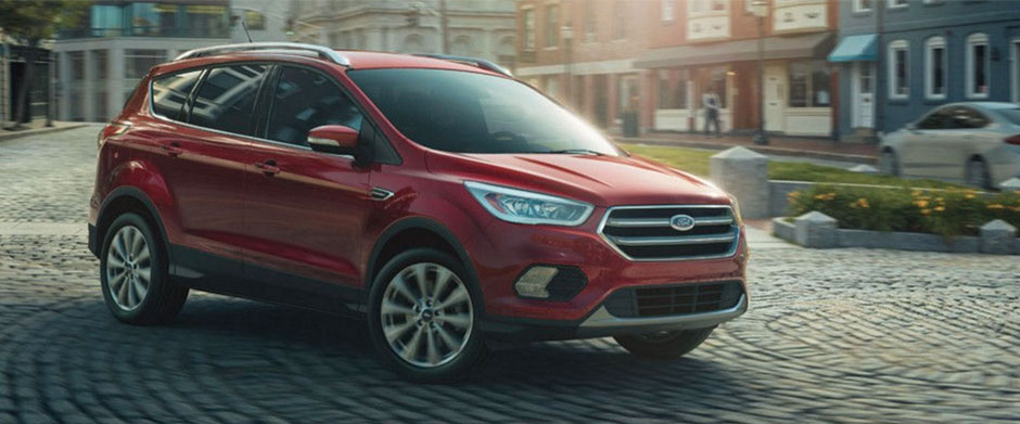 2018 Ford Escape Main Img