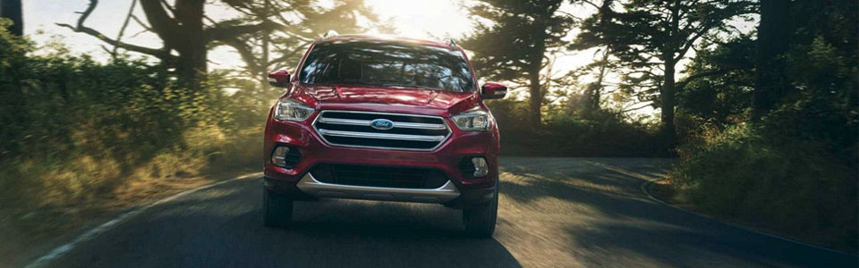 2018 Ford Escape Safety Main Img