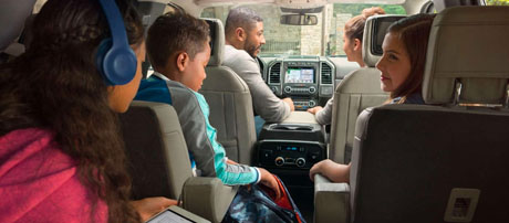 2018 Ford Expedition comfort
