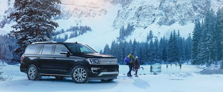 2018 Ford Expedition Main Img