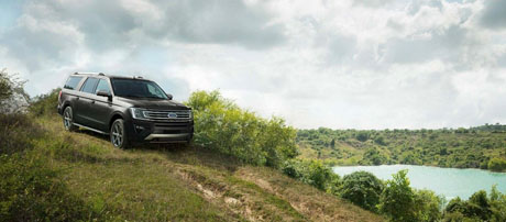 2018 Ford Expedition safety