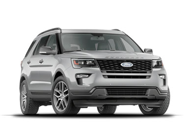 2018 Ford Explorer in Salt Lake City