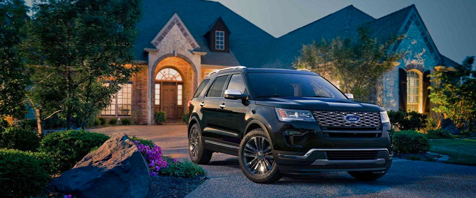 2018 Ford Explorer Main Img