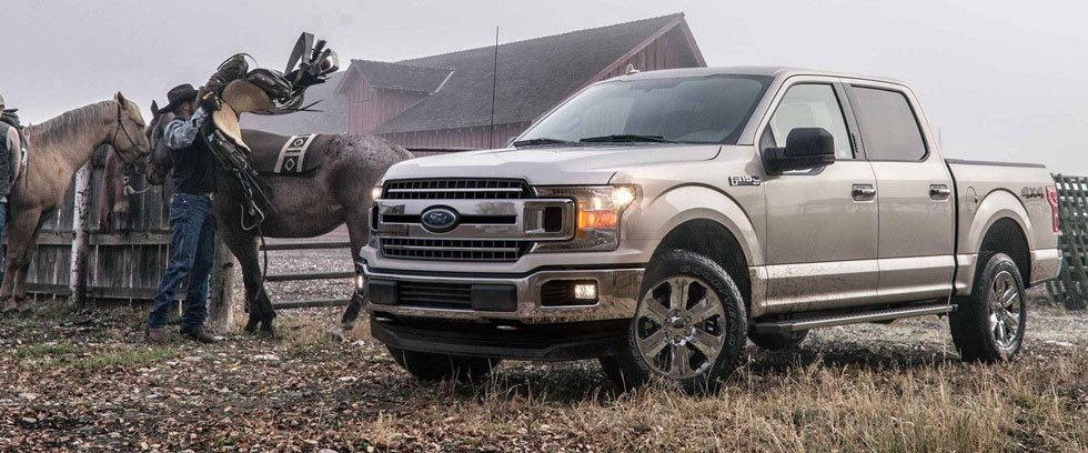 2018 Ford F-150 Appearance Main Img